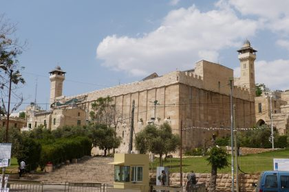 hebron mosque